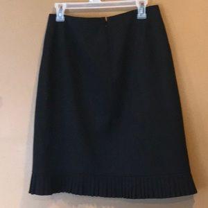 Ann Taylor Skirts - New Ladies black skirt size 10P ANN TAYLOR